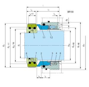Flue Gas Desulphurization Pump