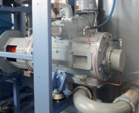 Residue Evacuation Pump
